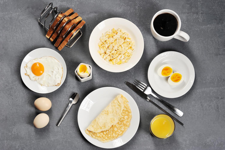 Co można zrobić z jajek?