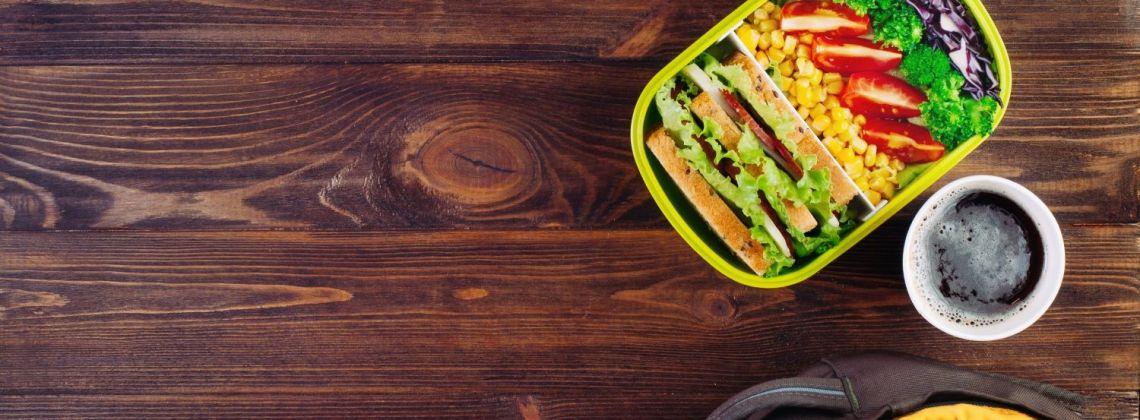 Zdrowe odżywanie w podróży