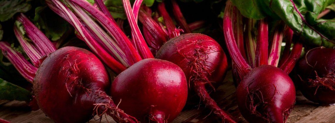 Burak, czyli warzywo pełne mocy i zdrowia