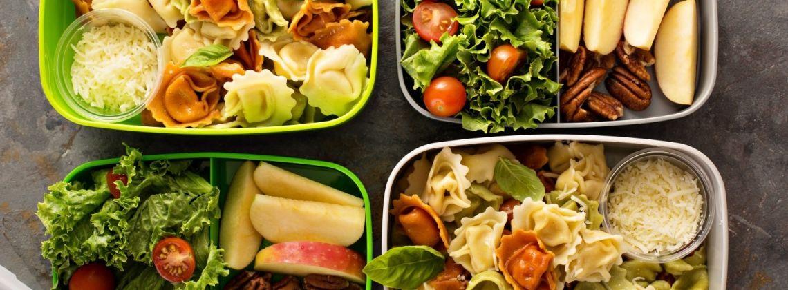 5 pomysłów na szybkie i zdrowe lunch boxy
