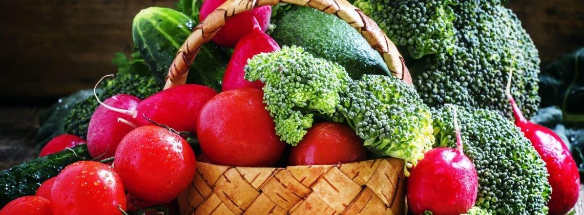 Gotowanie warzyw krok po kroku