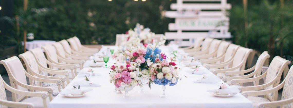 Menu weselne – tradycyjne pomysły na dania
