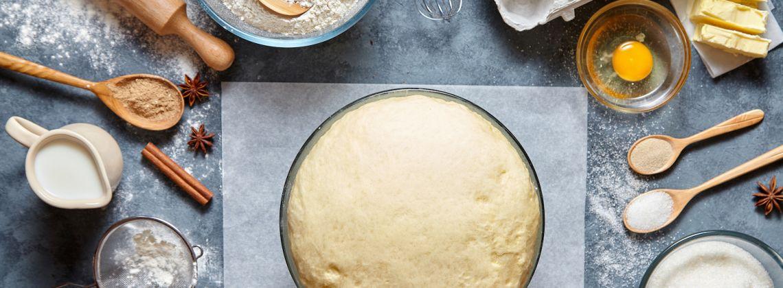 Co do ciasta zamiast mąki?