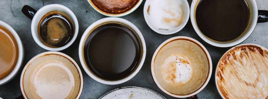 Rodzaje kaw i napojów na bazie kawy