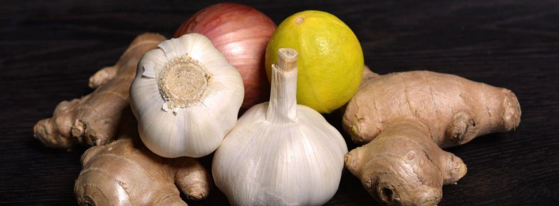 Naturalne antybiotyki i sposoby na przeziębienie