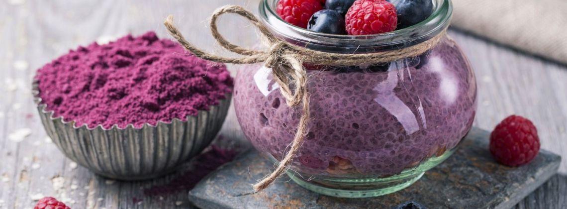 Antyoksydanty w diecie - z czym to się je?
