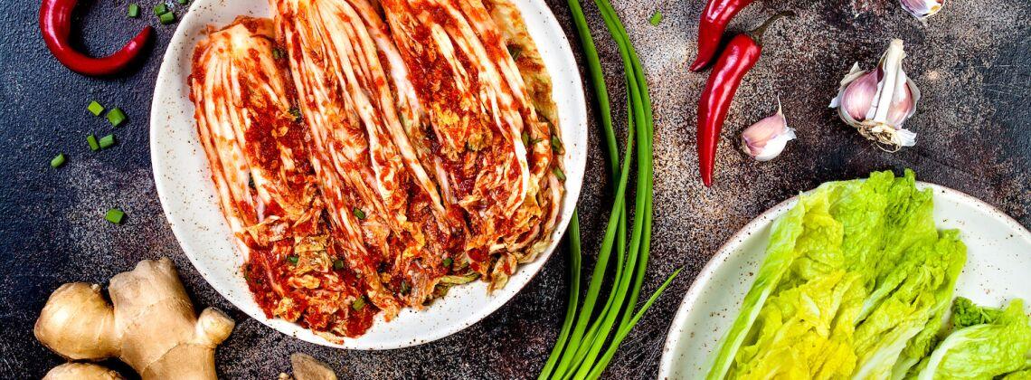 Przepisy na domowe kimchi