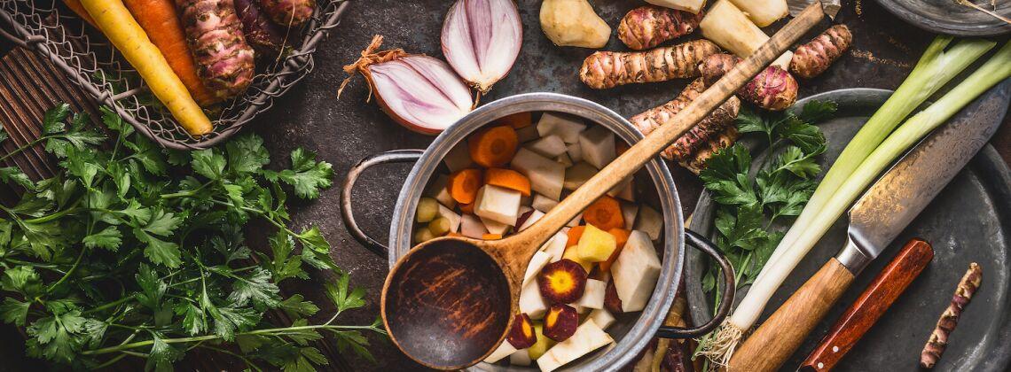 Dieta warzywna dla zdrowia i urody