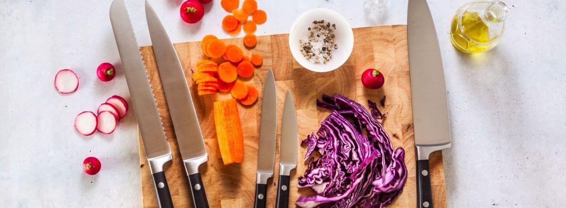 Jak i czym ostrzyć noże kuchenne?