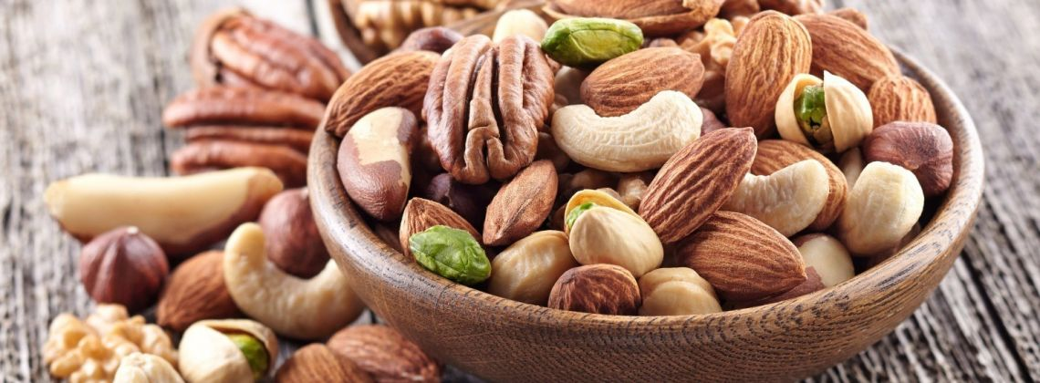 8 powodów, dla których warto jeść orzechy