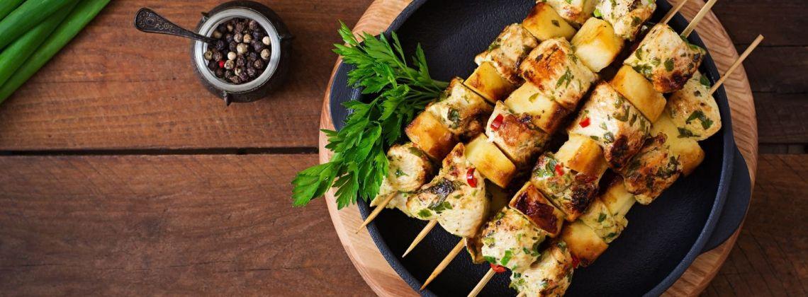 Zasady grillowania na diecie