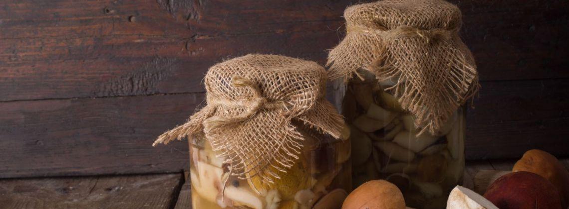 Przetwory grzybowe - dlaczego warto je robić?