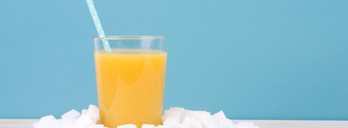 Cukier w owocach