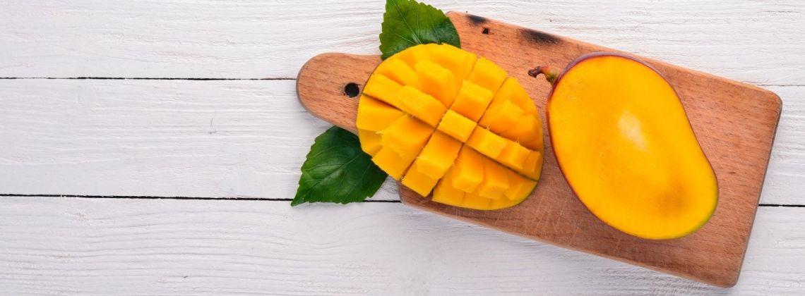 Witaminy w mango