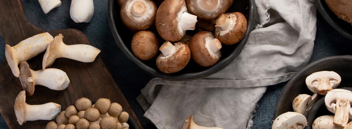 Przegląd azjatyckich grzybów