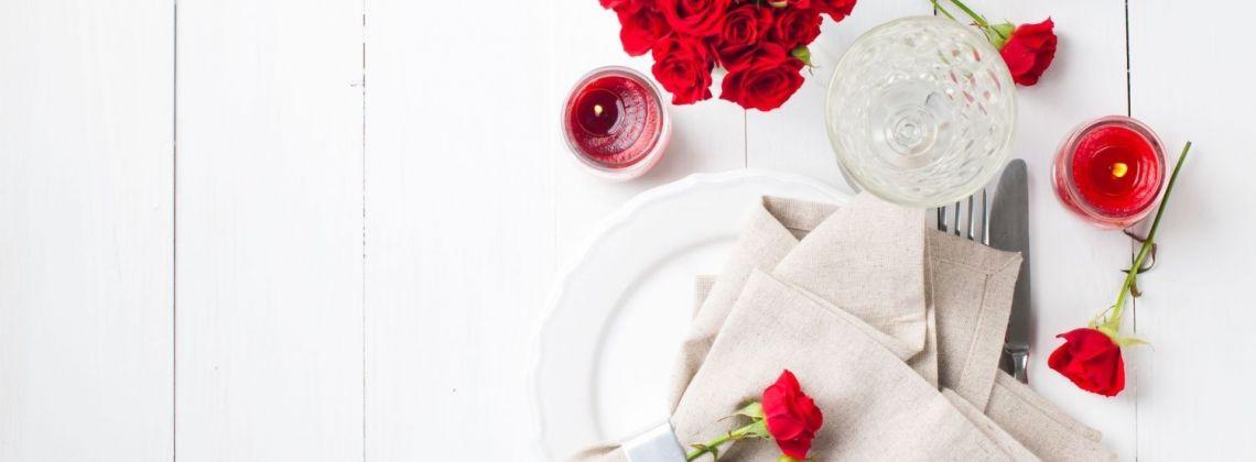Romantyczna kolacja – przepis nie tylko na Walentynki