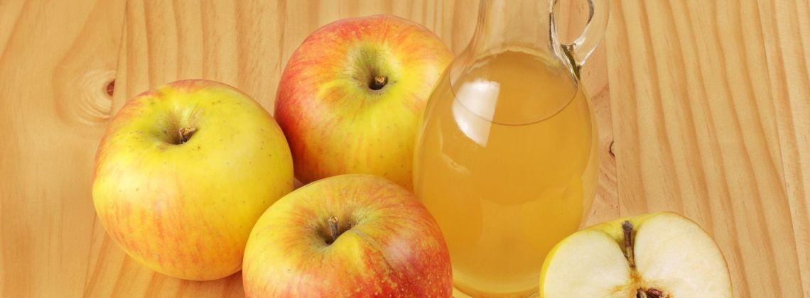 Ocet jabłkowy w diecie