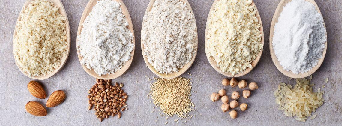 Czym zastąpić mąkę pszenną?