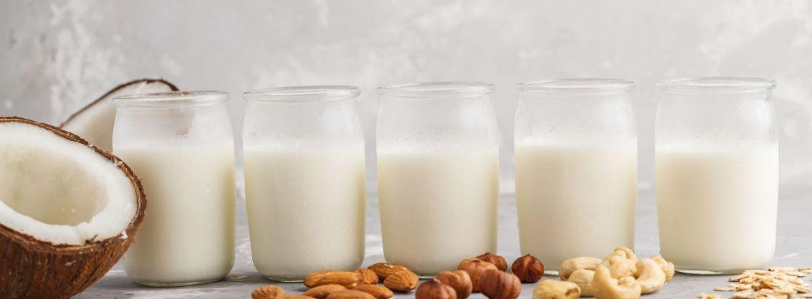Mleko roślinne – co zamiast krowiego mleka?