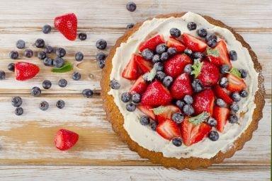 Pomysły na desery z owocami