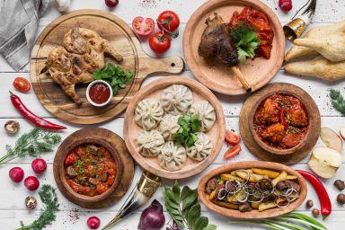 Kuchnia gruzińska