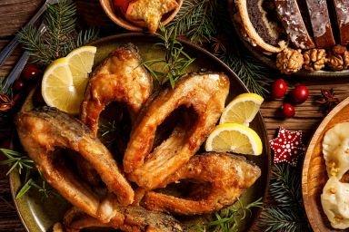 Bożonarodzeniowe tradycyjne potrawy