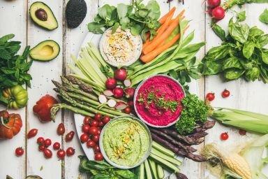 Weganizm – co zawiera dieta wegańska?