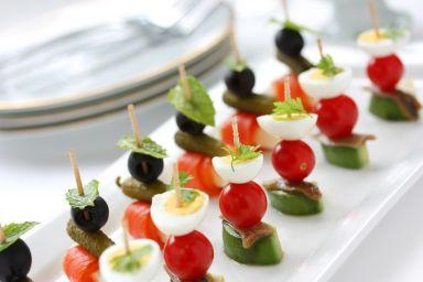Zdrowe i słone przekąski na diecie