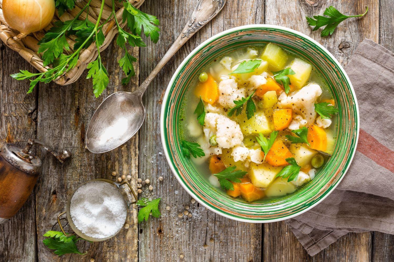 Zupy bez mięsa – na czym zrobić bulion?