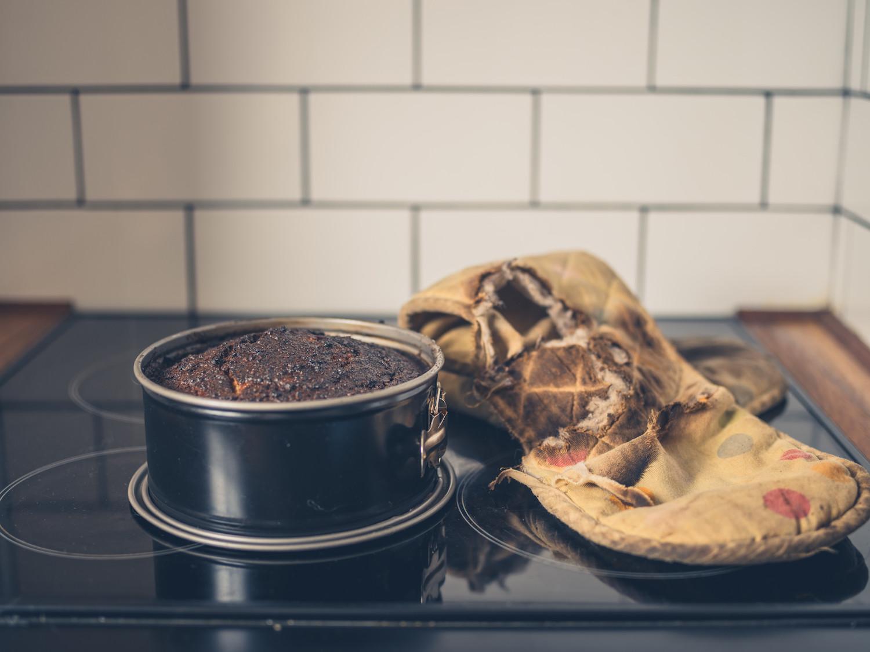 Kuchenna wpadka – jak uratować sytuację?