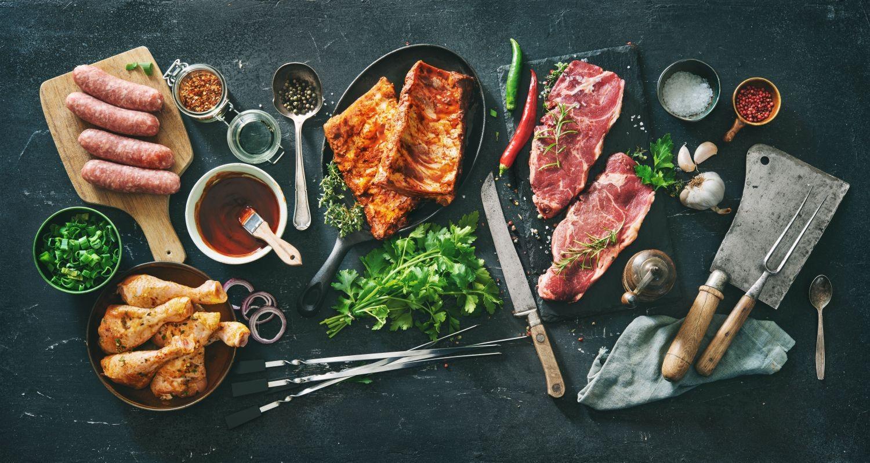 Przyprawy do mięsa