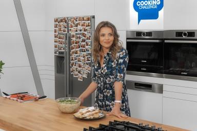 Edyta Herbuś opowiada w Cooking Challenge czym jest dla niej wspólne, rodzinne gotowanie!