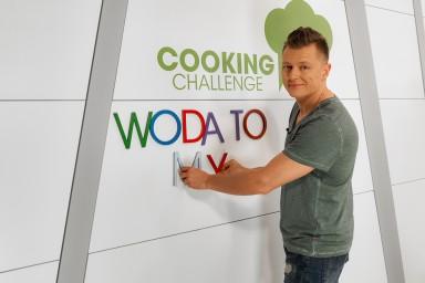 Razem z Rafałem Brzozowskim dbamy o czystą wodę - Cooking Challenge!
