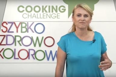 Monika Lemko oswaja warzywa w Cooking Challenge!