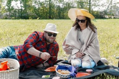 Czas na relaks! Kasia Glinka i Tomasz Jakubiak w Cooking Challenge!