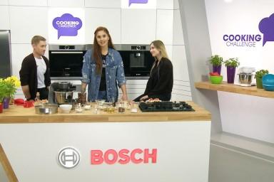 Ola Żuraw na pierwszej randce w Cooking Challenge