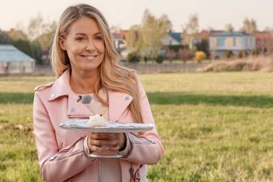 Małgorzata Rozenek - Majdan na nowej drodze do szczęścia w Cooking Challenge