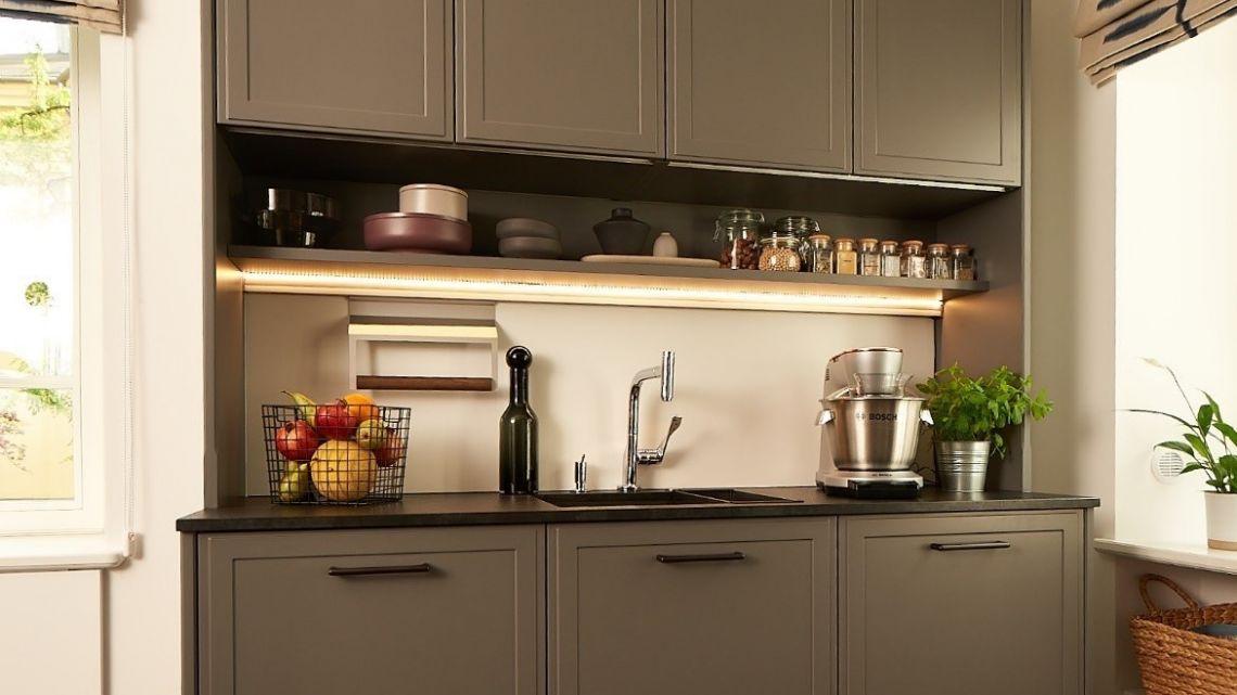 Kredens kuchenny w nowoczesnej odsłonie