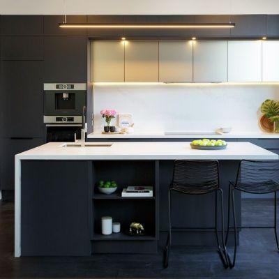 Nieodparty urok kuchennego minimalizmu