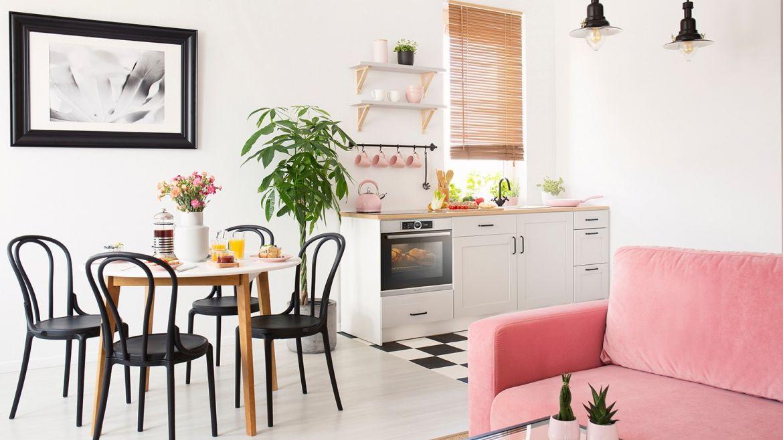 Kuchnia z salonem – aranżacje aneksu