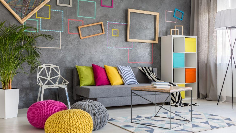 Nowoczesny salon – jak go urządzić i pomalować?