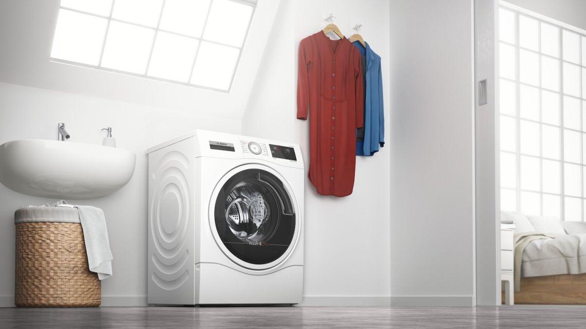 1 urządzenie, 1 kilogram, 1 godzina – pranie czyste i suche