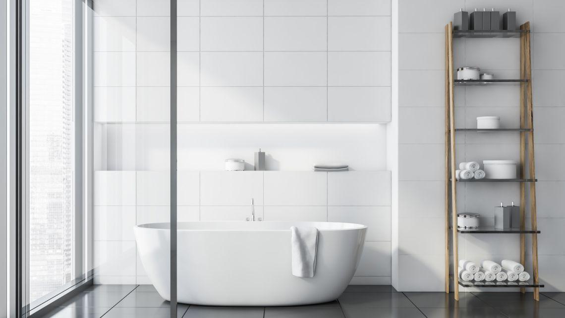 Biała łazienka – pomysły, aranżacja, inspiracje