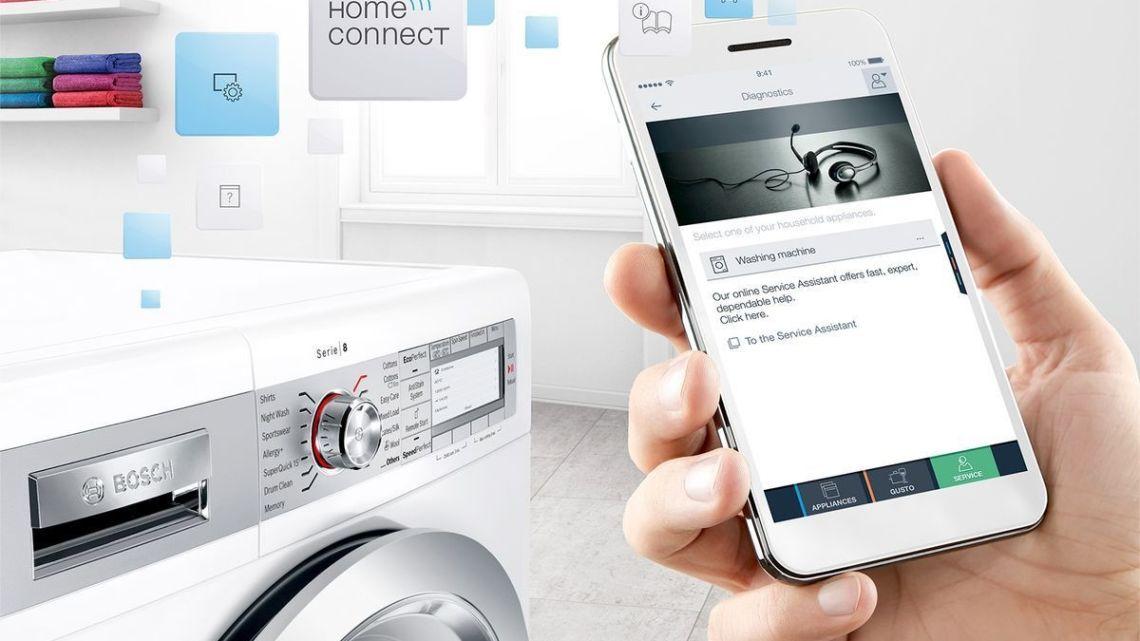 Dlaczego wygodniej obsługiwać pralkę przy użyciu smartfona?