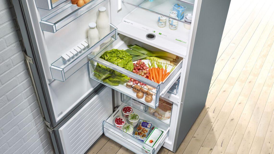 Jak mądrze przechowywać żywność, żeby się nie psuła?