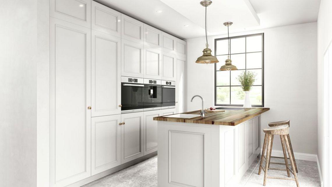 Jak urządzić białą kuchnię?