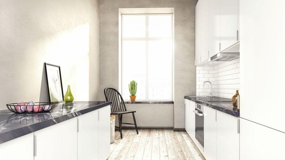 Kuchnia z oknem – wystrój, dekoracje i aranżacje