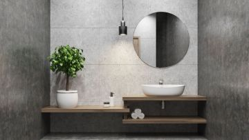 Jakie Oświetlenie Do łazienki Wybrać Urządzanie Domu Ze