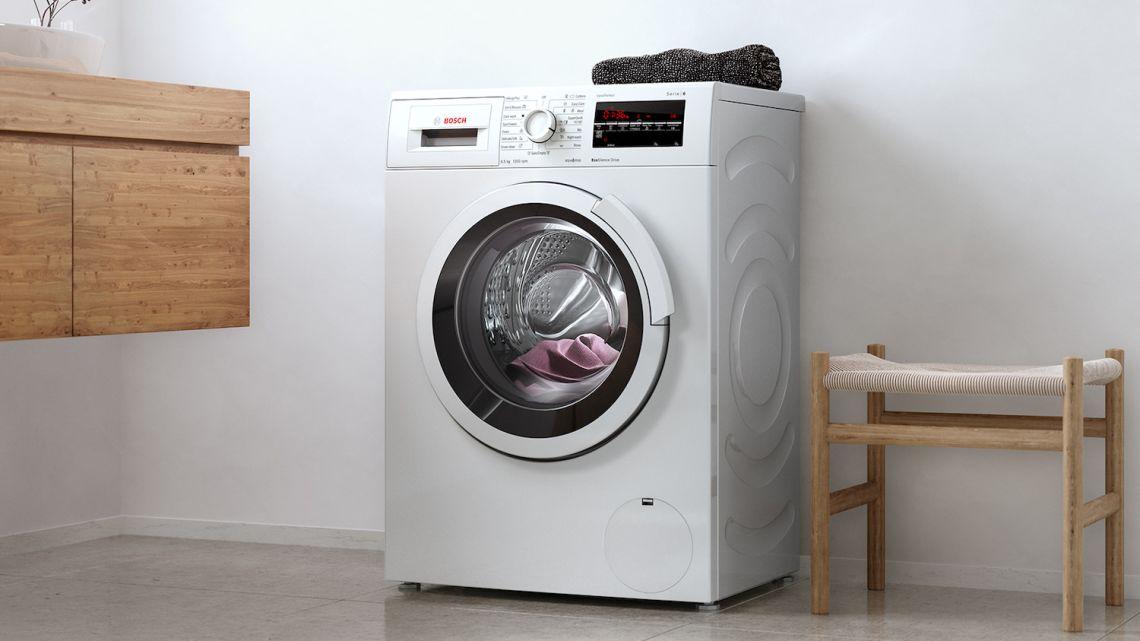 Z pralkami i zmywarkami Bosch nie grozi Ci zalanie