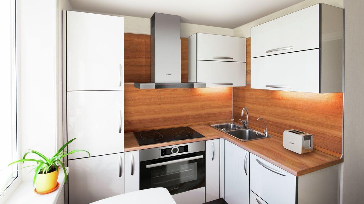 Jak Urządzić Małą Kuchnię W Bloku Urządzanie Domu Ze